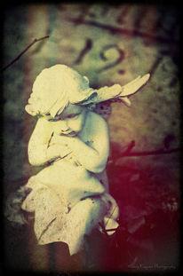 Trauer, Engel, Friedhof, Fotografie