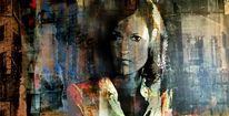 Frau, Portrait, Wallpaper, Fotografie