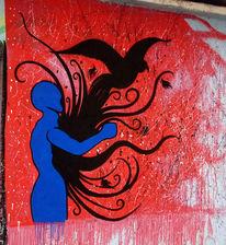 Trauma, Kunsttherapie, Detox, Malerei