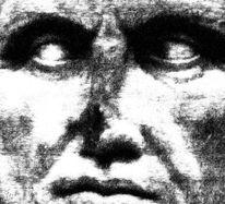 Dante, Vergil, Digitale kunst, Schritt