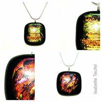 Halsschmuck, Design, Glas, Schmuck