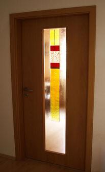 Türfüllung, Glas, Fusing, Modern