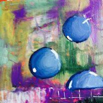 Frühling, Abstrakt, Leichtigkeit, Malerei