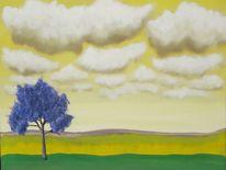 Malerei landschaft, Malerei