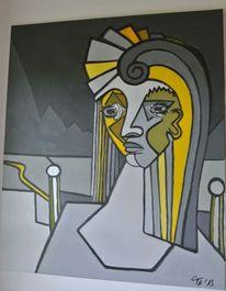 Mona lisa, Malerei, Modern