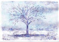 Winter, Weihnachten, Schnee, Romantisch