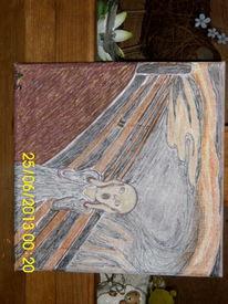 Abstrakt, Figural, Malerei