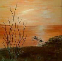 Fantasie, Meer, Mystik, Sonnenuntergang