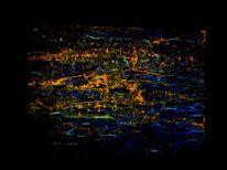 Stadt, Digitale kunst