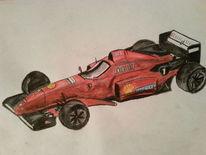 Formel, Auto, Rennwagen, Rennen