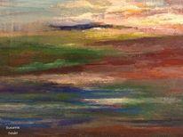 Landschaft, Schottland, Emotion, Fernweh
