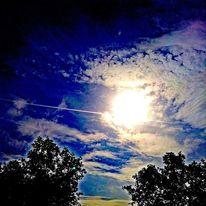 Wetter, Wolken, Unwetter, Abbild