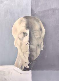 Friedrich der große, Totenmaske, Menschen, Haut