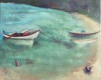 Meer, Landschaft, Klassik, Wasser