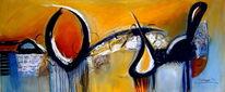 Frohsinn, Eigentum, Orange, Gedanken