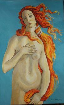 Aphrodite, Venus, Malerei