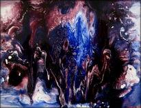 Unwesen, Mythologie, Unterwelt, Geist