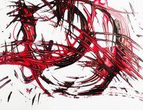 Abstrakt, Malen, Leben, Enttäuschung