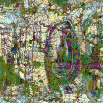 Mandelbulb, Gimp, Fraktalkunst, Digital