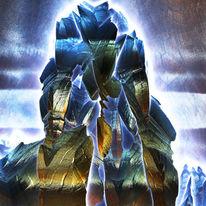 Digital, 3d, Mandelbulb, Fraktalkunst