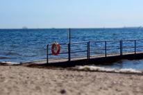 Sommer, Meer, Blau, Ostsee