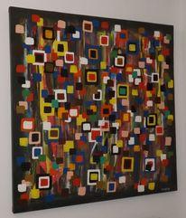 Kunstausstellungen, Günstige acrylkunst, Ausstellen in galerien, Kunst gemälde