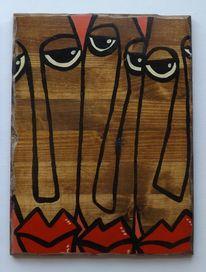 Dekorative rahmen, Malerei, Kunstausstellungen, Kunstforum