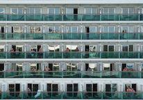 Schiff, Menschen, Fine art foto, Schwimmendes hotel