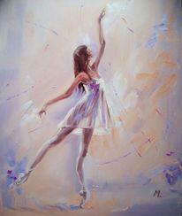 Ballett, Ballerina, Schmetterling, Mädchen