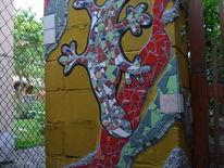 Mosaik gartenkunst, Kunsthandwerk