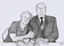 Herz, Liebe, Intimität, Opa