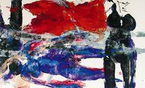 Zeichnung, Malerei, Emanzipation, Abstrakt