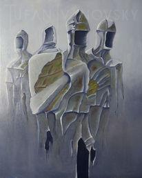 Soldat, Gesellschaft, Leere, Melancholie