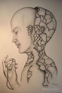 Wesen, Vergangenheit, Weisheit, Zeichnen