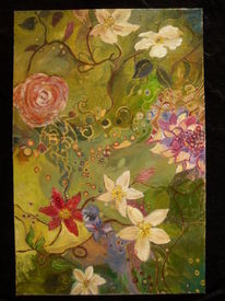 Blüte, Blumen, Bunt, Blätter