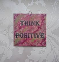 Lichtblick, Pink, Energie, Think positive