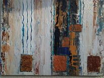 Bunt, Acrylmalerei, Freude, Malerei