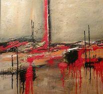 Farben, Dekoration, Modern, Abstrakt