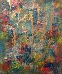 Fantasie, Dekoration, Abstrakt, Farben