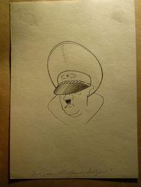 Zeichnungen, Karikatur