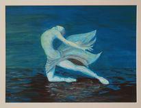 Figural, Surreal, Acrylmalerei, Malerei