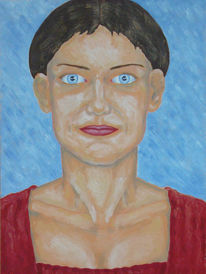 Portrait, Mythologie, Malerei,