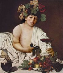 Bacchus, Figural, Alte meister, Puppe