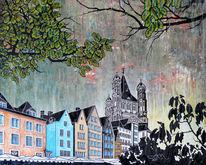 Köln, Hüsjer, Altstadt, Groß sankt martin