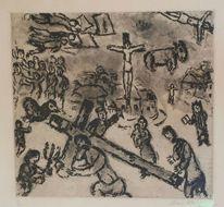 Chagall, Druckgrafik