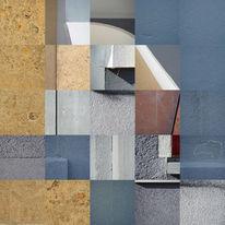 Collage, Zigarette, Ehem, Flughafen