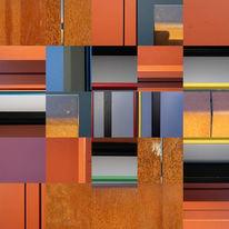 Fotografik, Quadrat, Max taut, Farben