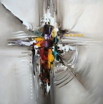Abstrakt, Modern, Malerei