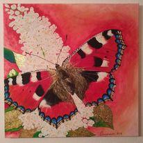 Schmetterling, Leichtigkeit, Glanz, Gold