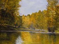 Malerei, Lago